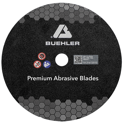 Abrasive Blade, HRC35-50, 16in [406mm]